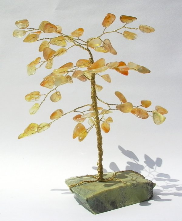 Yellow Carnelian Gemtree