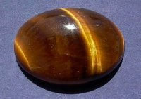 Yellow Tigerseye (Click to enlarge)